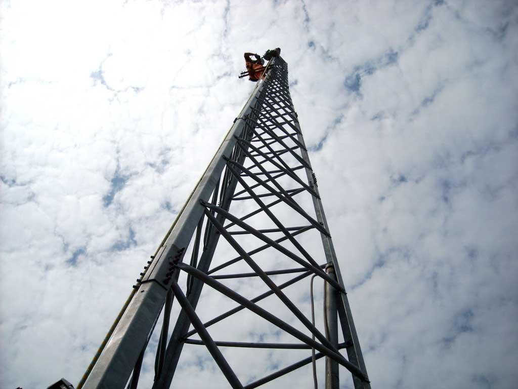 アンテナタワー・鉄塔の撤去