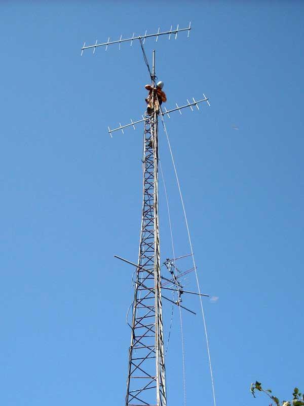 鉄塔・タワーの高所作業